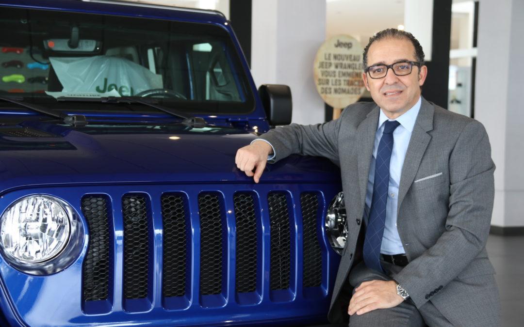 2021 : Ambitions et Innovations  au MotorVillage de Casablanca