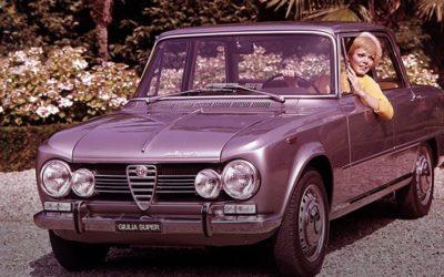 #Héritage : La Giulia 1962
